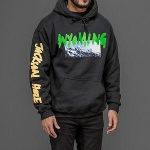 Kanye West Jackson Hole Sweatshirt